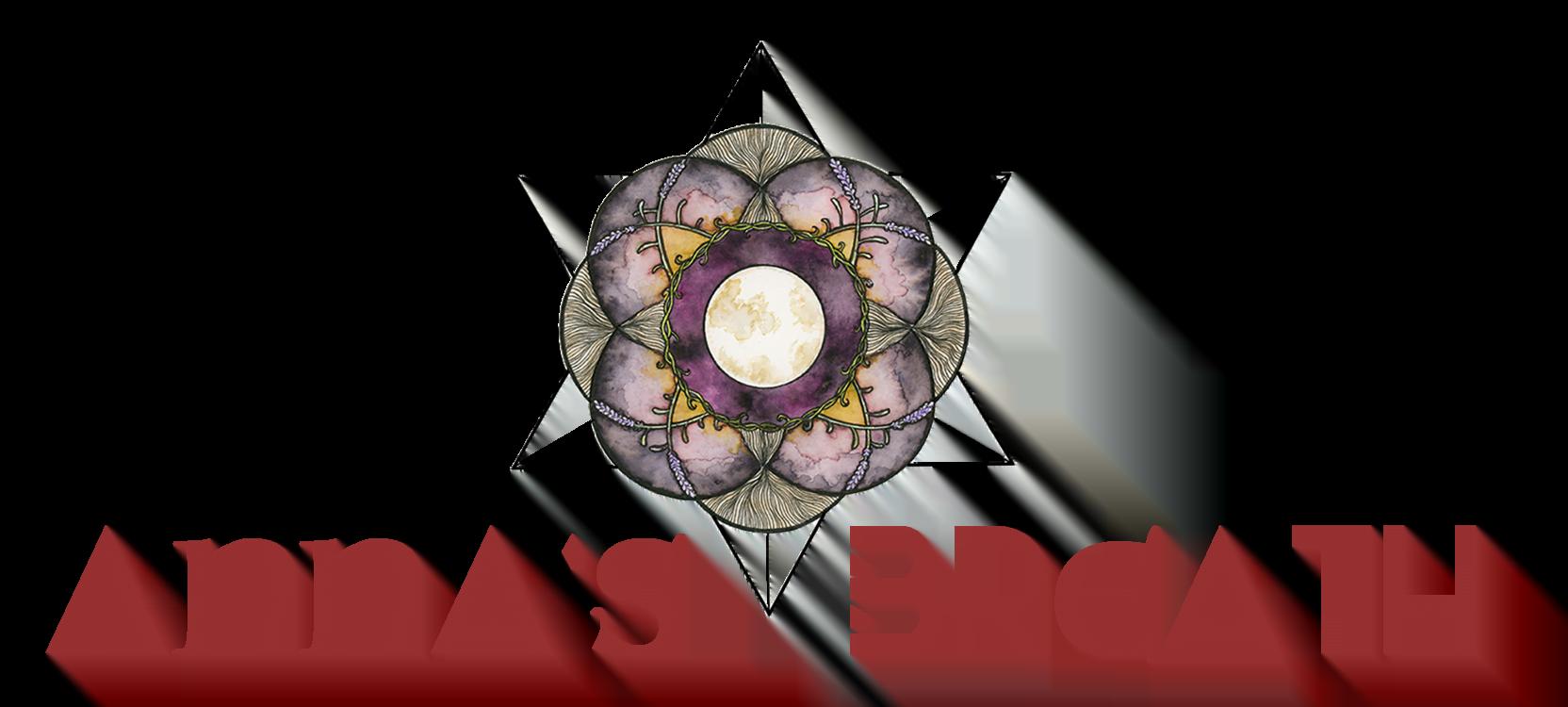 Anna's breath Large Logo